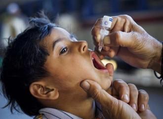 Last Effort To Eradicate Polio