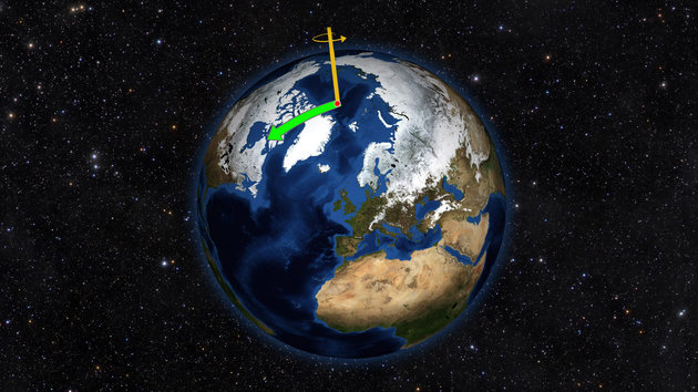 Climate Change May Be Changing The Earth's Poles