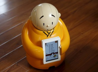 Buddhist Temple Creates Robot Monk