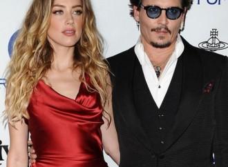 Bad Week for Johnny Depp: Death and Divorce