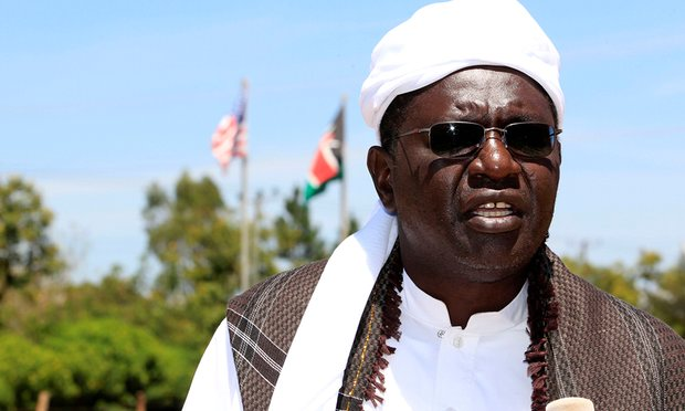 Barack Obama's Half-Brother Supports Donald Trump