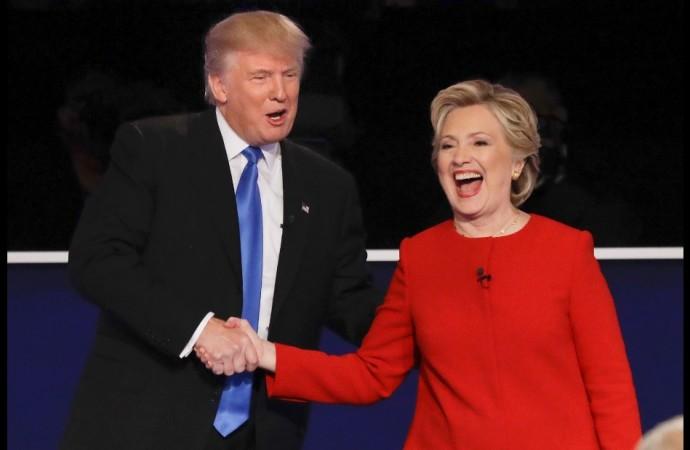 Trump VS Clinton: Who Won the Debate?