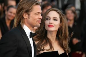 Brad Pitt and Angelina Jolie 84th Annual Academy Awards (Oscars) held at the Kodak Theatre - Arrivals Los Angeles, California - 26.02.12 Mandatory Credit: Adriana M. Barraza/ WENN.com