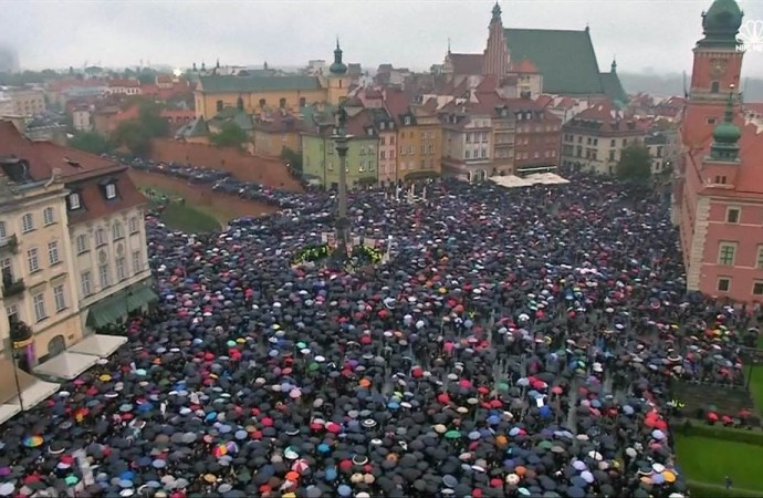 Poland Abortion Law Causes Mass Protests